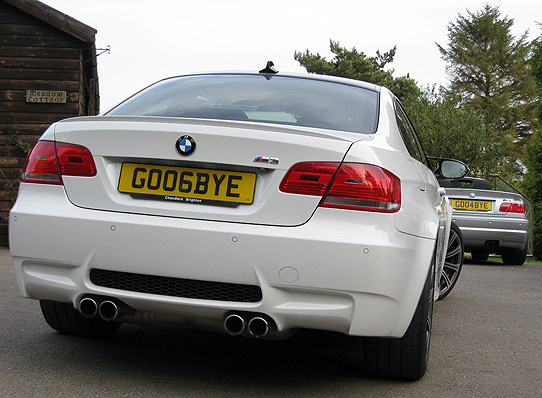 How To Change Private Number Plate To Another Car