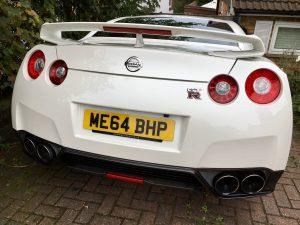 MEGA BHP Number plate